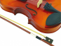 Violine mit Bogen und Koffer Bild 4