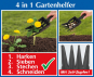 4-in-1-Gartenhelfer. Bild 5
