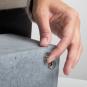 Bluetooth-Lautsprecher aus Beton »Wiener Geflecht». Bild 5