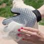Bürsthandschuh für Haustiere. Bild 5