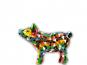 Buntes Mosaik-Schwein. Bild 5