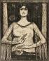 Eros, Traum und Tod. Zwischen Symbolismus und Expressionismus. Das grafische Frühwerk von Karl Hofer, Wilhelm Laage und Emil Rudolf Weiß. Bild 5