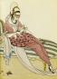 Fashion and the Art of Pochoir. Das goldene Zeitalter der Modeillustration in Paris. Bild 5