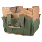 Gartenhocker mit abnehmbarer Gerätetasche. Bild 5