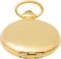 Goldene Taschenuhr Doppel-Savonette. Bild 5