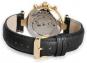Herren-Armbanduhr mit Mondphase. Bild 5