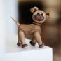 Holzhund »Happy«. Bild 5
