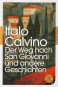 Italo Calvino. 8 Bände im Paket. Bild 5