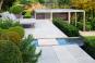 Kleine Gärten vergrößern. So optimieren Sie Raumwirkung und Nutzwert. Bild 5