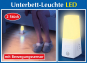 LED-Unterbett-Licht mit Bewegungssensor, 2er-Set. Bild 5