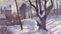 Lichtgestöber. Der Winter im Impressionismus. Bild 5