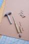 Messing Hammer mit Schraubenschlüsseln. Bild 5