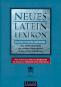 Neues Latein Lexikon. Lexicon recentis latinitatis. Über 15.000 Stichwörter der heutigen Alltagssprache in lateinischer Übersetzung. Bild 5