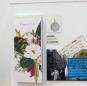Notizblock für Einkaufslisten. Botanicals. Bild 5