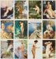 Postkarten-Set »Meereslust«. Die schönsten Bilder von badenden Frauen. Bild 5