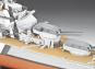 Revell Bausatz Schlachtschiff Bismarck 1:700 Bild 5