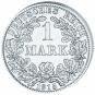 Silbermünzen aus der Regierungszeit des Eisernen Kanzlers: 2 Mark und 5 Mark Silberset - Originalmünzen Bild 5