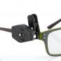 2 LED-Leselichter für die Brille, 360 Grad. Bild 6