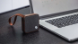Bluetooth-Lautsprecher aus Holz. Bild 6