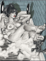 Erotische Comics. Band 1 & 2 im Set. Bild 6