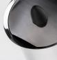Espressokocher aus Edelstahl. Bild 6