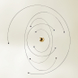 Flensted Mobile Atom-Modell Niels Bohr. Bild 6