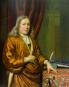 Godefridus Schalcken (1643-1706). Gemalte Verführung. Bild 6