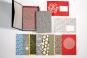 Grußkarten Set »Op Art«. Optische Illusionen. Bild 6