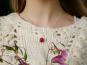 Halskette »Rose«. Bild 6