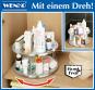 Küchen-Karussell aus Edelstahl, 2 Ebenen. Bild 6