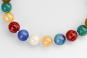 Murano-Collier »Harmonie«. Bild 6