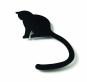 Schlüsselhalter »Katze«, sitzend. Bild 6