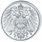 Silbermünzen aus der Regierungszeit des Eisernen Kanzlers: 2 Mark und 5 Mark Silberset - Originalmünzen Bild 6