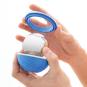Massageball mit Kalt-Effekt. Bild 7