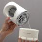 Anti-Mücken-Sauglampe. Bild 7