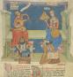 Das Lobgedicht auf König Robert von Anjou. Bild 7