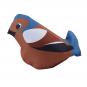 Faltbare Tasche im Vögelchen. Bild 7
