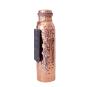 Große Wasserflasche aus Kupfer »gehämmert«. Bild 7