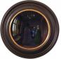 Konvexer Spiegel im Holzrahmen. Bild 7