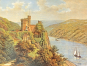 Rheinlands Schlösser und Burgen 2 Bände im Großformat - Faksimile aus dem Jahr 1981 Bild 7