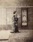 Tourist in Japan um 1900. Bild 7