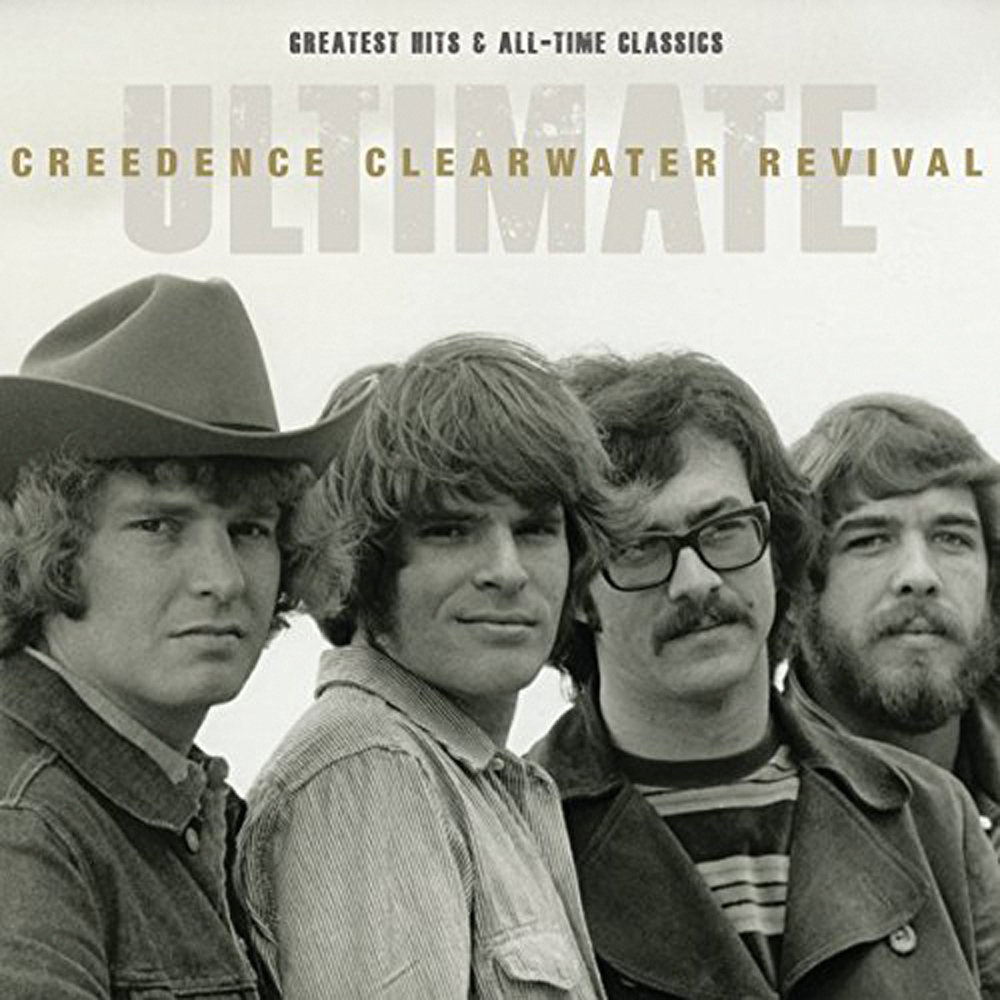 Creedence Clearwater Revival. Greatest Hits & All Time Classics. 20 ...