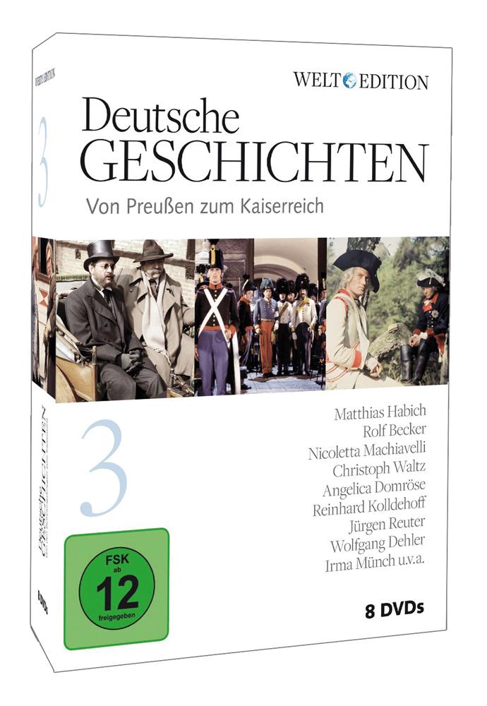 Geschichten deutsche Deutsche Geschichte