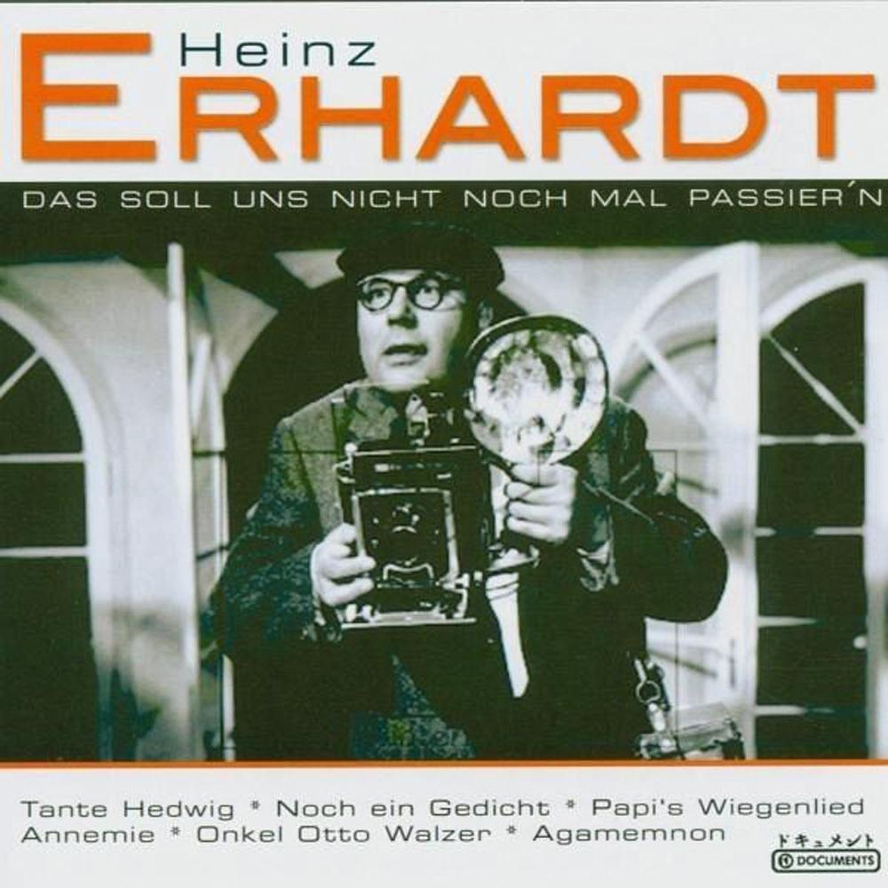 Erhardt gedicht frühling heinz Heinz Erhardt