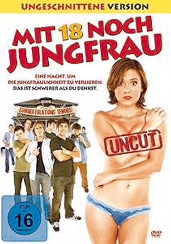 Mit 18 noch Jungfrau. DVD | Jetzt online kaufen
