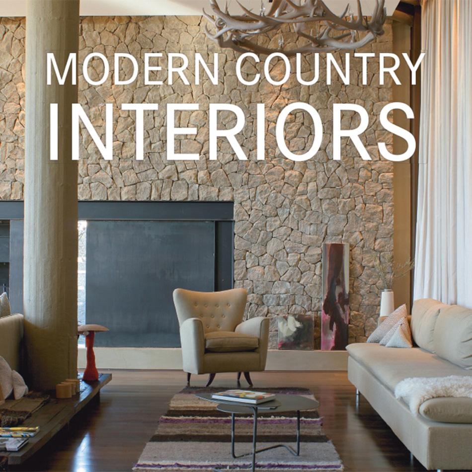 Moderne Landhaus-Interieurs. Modern Country Interiors. I ...