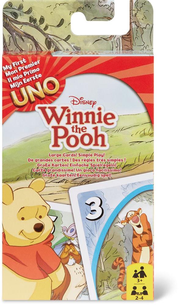UNO Junior. Winnie Puuh. Kartenspiel. I Für 7.95 Euro I ...