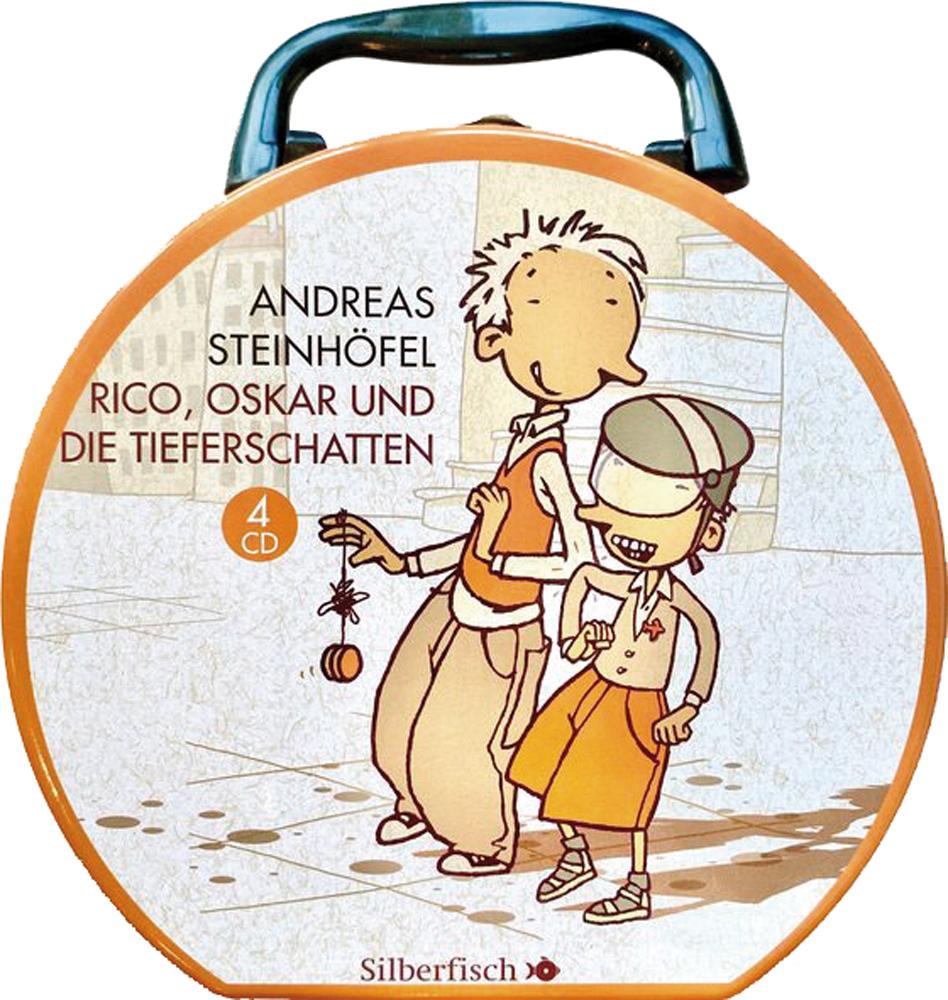 Rico, Oskar und die Tieferschatten, 1 Audio-CD, Andreas
